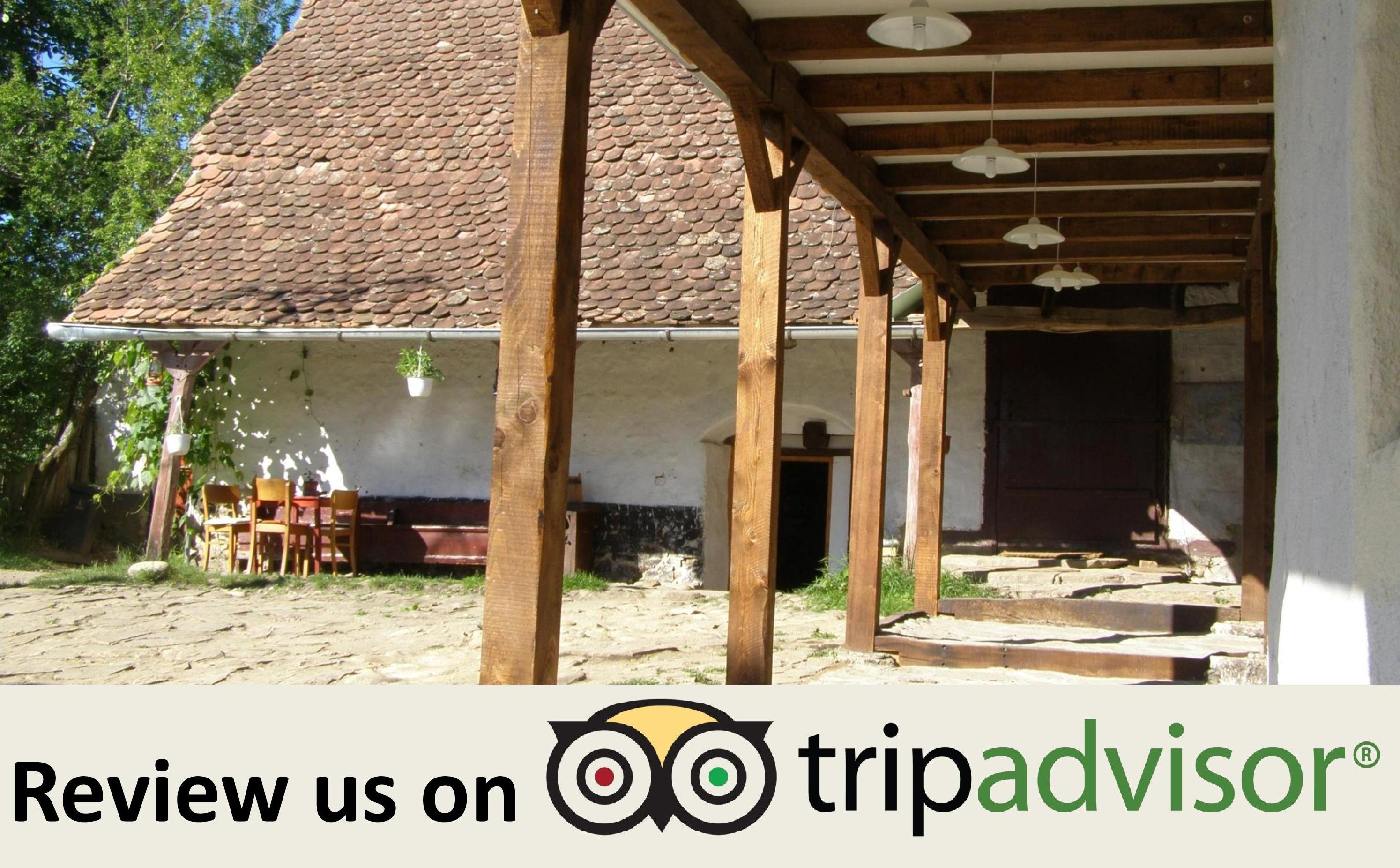 Review Viscri 44 on TripAdvisor